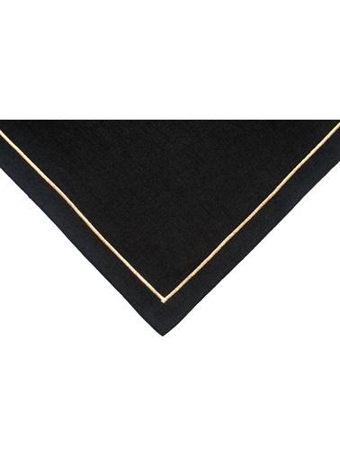 Golden Table Peçete Siyah